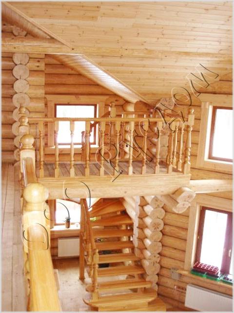 Фотографии отделки деревянных домов и
