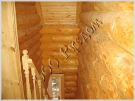 Элементы отделки деревянного дома