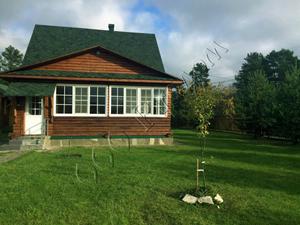 Проект частного дома Дергаево-2, одна из вариаций базового проекта деревянного дома Дергаево
