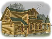 Проект старинного дома №12. Архитектор Г. Судейкин