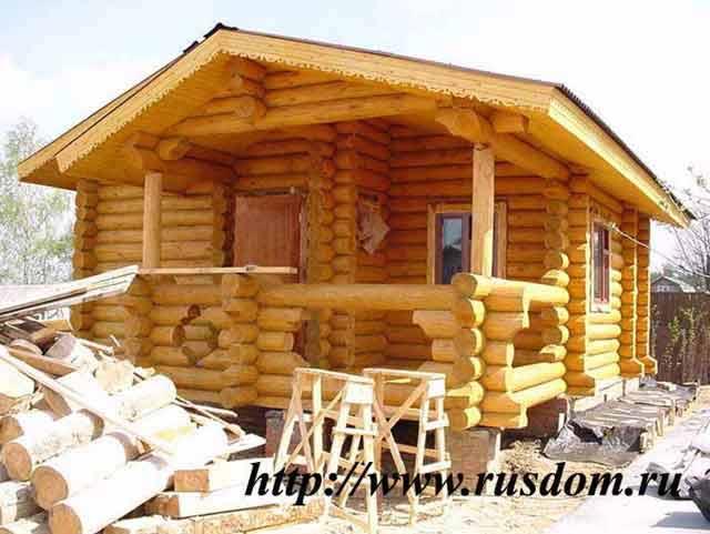 Фото дачного дома Теремок